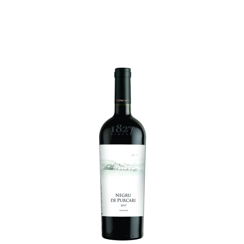 Moldovan red dry wine Negru de Purcari 2017