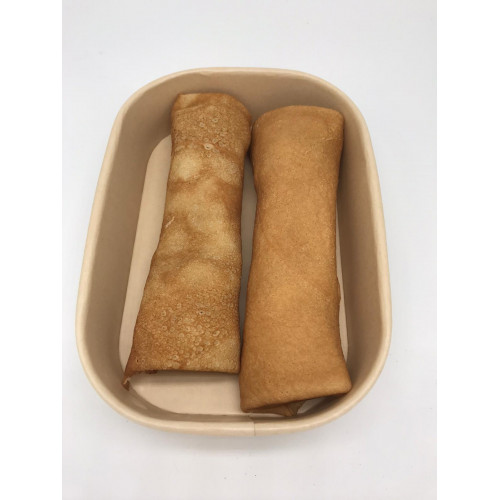 Freshly baked pancakes with chicken 2pcs, 200g (delivery time - two days)