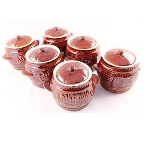 Clay Pot, 0.5L