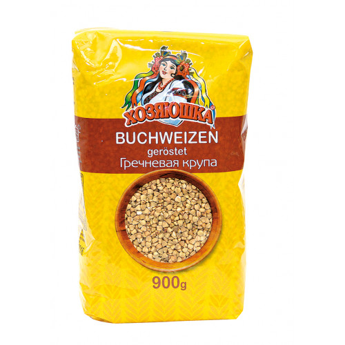 Buckwheat groats, 900g
