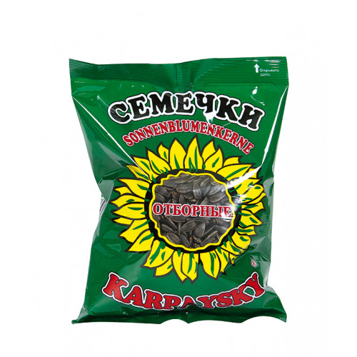 """Karpaysky"" sunflower seeds fried 380g"