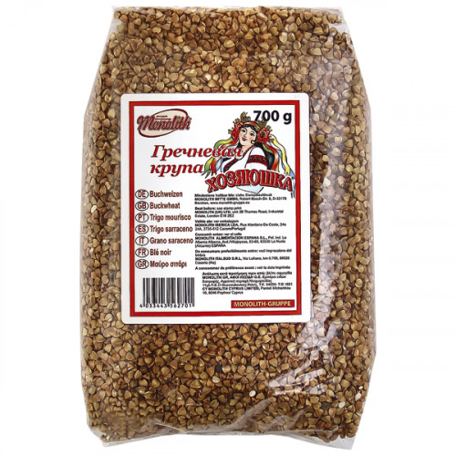 "Buckwheat, Buckwheat groats ""Hostess"", 700g"