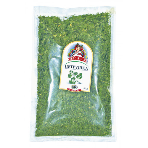 Parsley bags 50g
