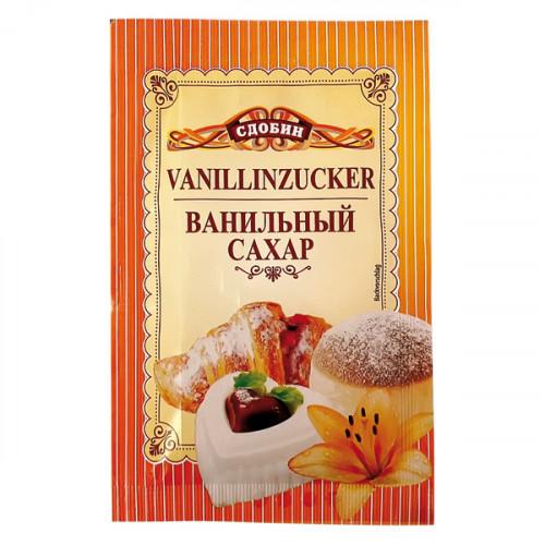 Vanilla sugar, 20g