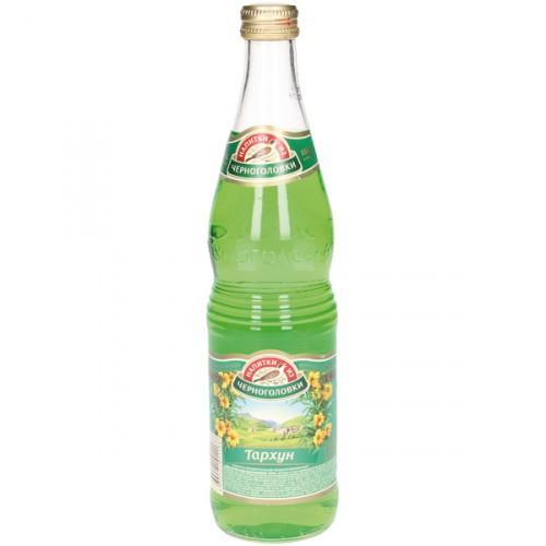 "Сarbonated soft drink flavored ""Tarkhun"" 0.5l"