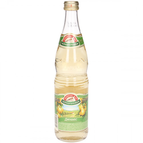 "Non-alcoholic beverage, highly carbonated ""Duchess"" 500ml"
