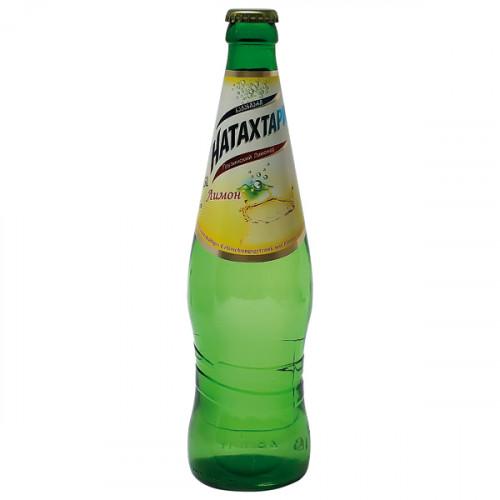 "Лимонад ""Натахтари"" с лимонным вкусом, 0.5л"