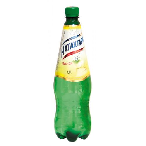 """Drink """"Natakhtari"""" lemon flavor, 1l"""