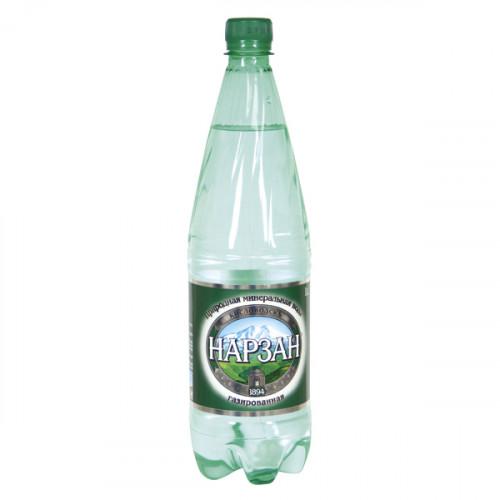 """Mineral water Narzan """"Silver"""", 1l"""