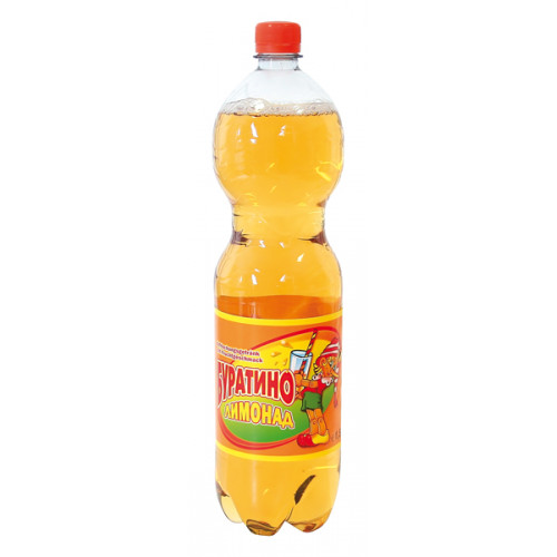 """Лимонад """"Буратино"""" 1.5л"""