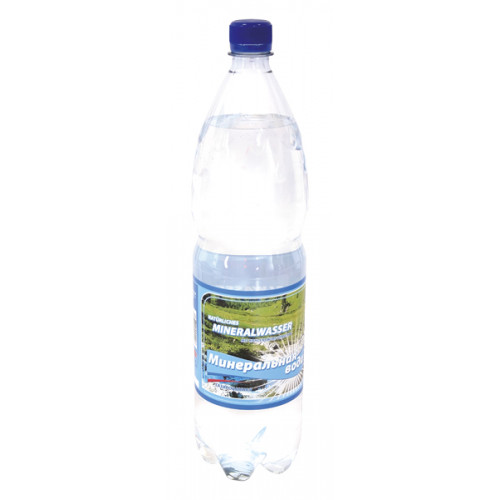 Mineral water with gas 1.5 l