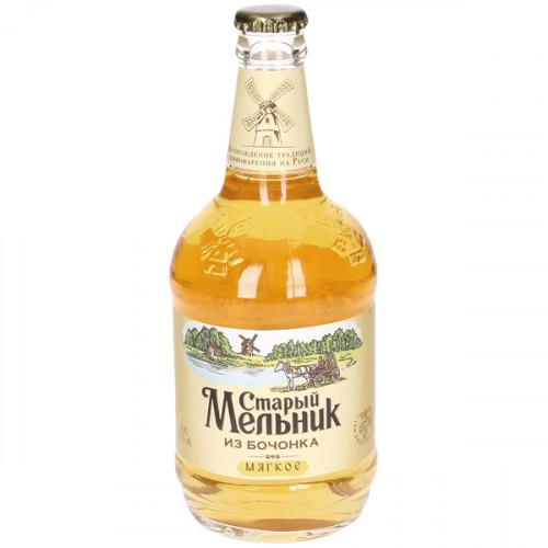 """Beer """"Old Miller"""" barrel, soft 4.3% alc."""