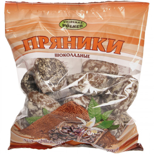 Gingerbread with chocolate flavor, 400g