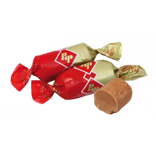 """Цукерки з арахісом """"батончики Рот Фронт"""" з вафельної крихтою, 100г"""