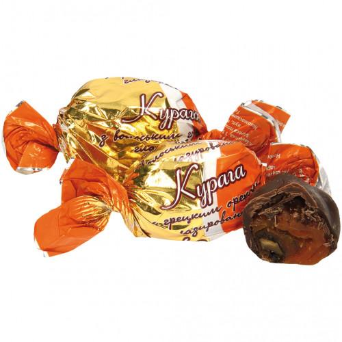 """Candies """"Dried apricots with a walnut glazed"""", 300g"""