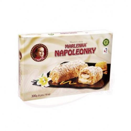 """Cлоеные пирожные """"Наполеонки"""", 300г"""