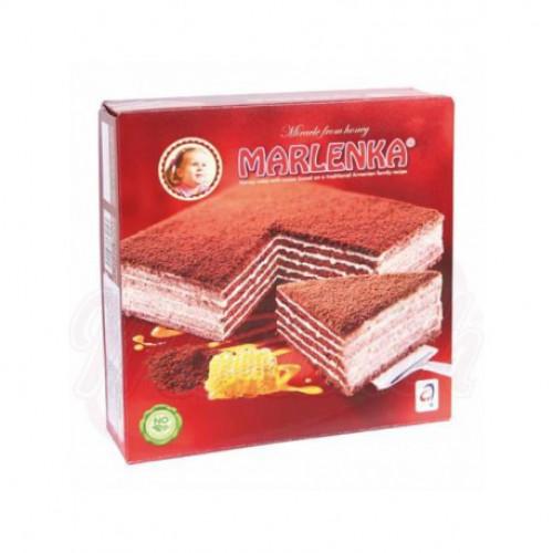 "Chocolademelk-cake ""Marlenka"", 800 gr."