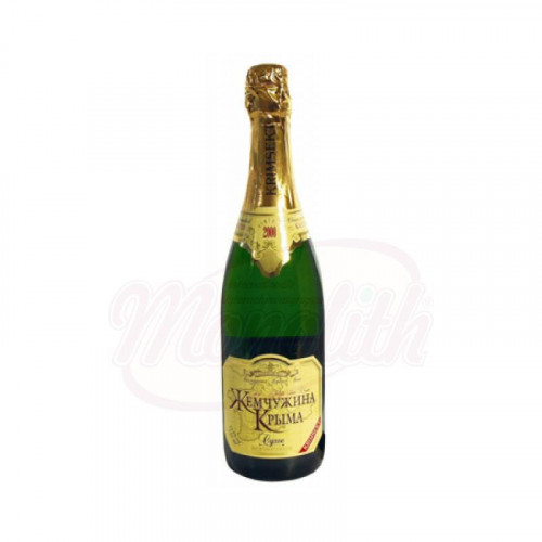 "Collection sparkling wine ""Pearl of Crimea"" dry 11.5% alc. 0,75l"