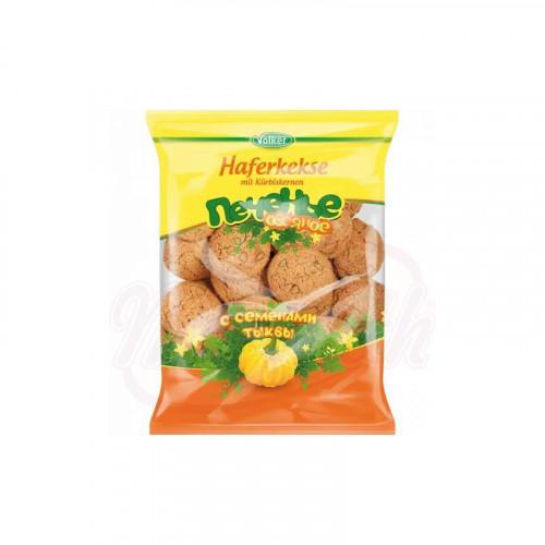 Pumpkin Seed Oatmeal Cookies