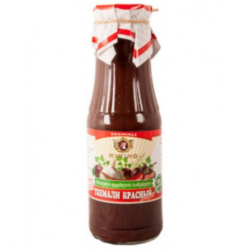 Tkemali sauce red hot, 300ml