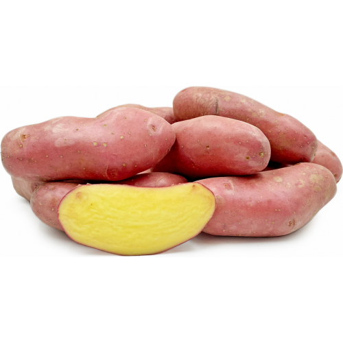 Pink potatoes, Roseval, first category, 3kg