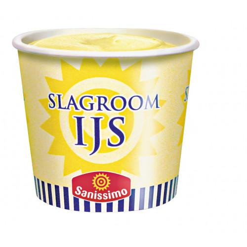 Мороженое Sanissimo сливочное, 100мл