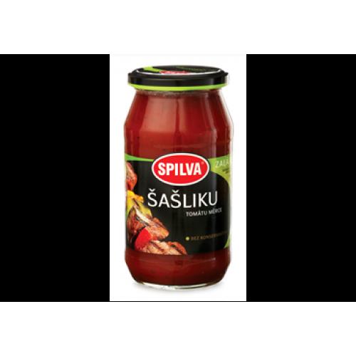 Соус томатний SPILVA шашликовий, 510г