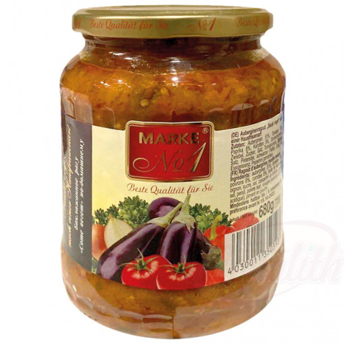 """Баклажанное рагу Saute veget """"По-домашнему"""", 680г"""