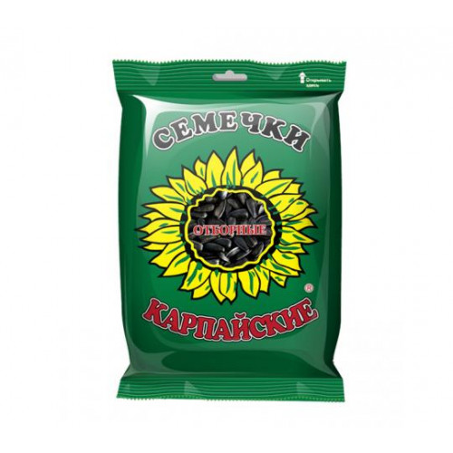 "Roasted sunflower seeds ""Karpay selected"", 240g"