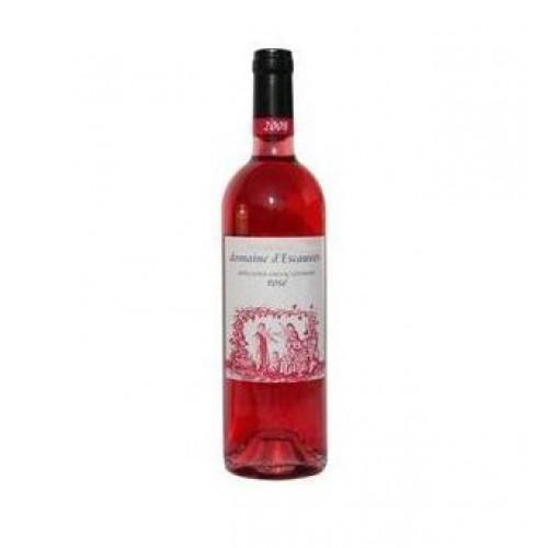 Французьке рожеве сухе вино Domaine d'Escausses Sous la tonelle 2019
