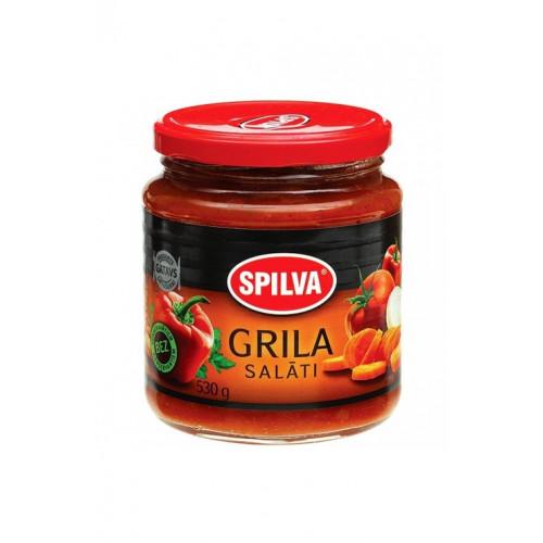 Латвийский салат SPILVA гриль, 530г