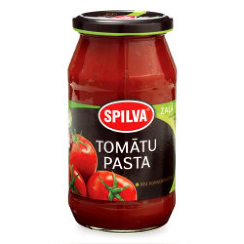 Латвийская томатная паста SPILVA, 265г