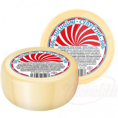 "Cheese ""Suluguni"" 45% fat, 500g"