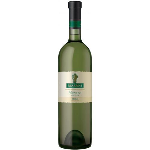 Грузинське біле сухе вино Telavi Marani Mtsvane 2018