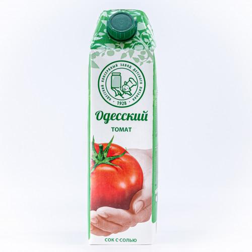 "Salted tomato juice ""Odessa"", 0.95l"